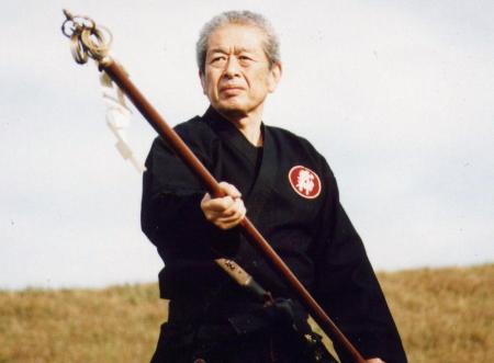 Sôke Masaaki Hatsumi